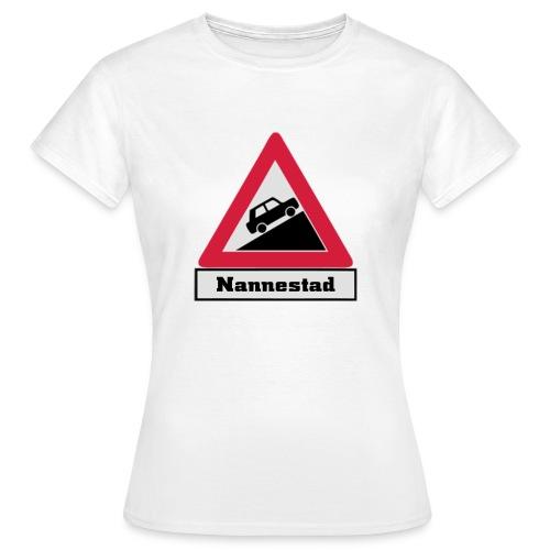 brattv nannestad a png - T-skjorte for kvinner
