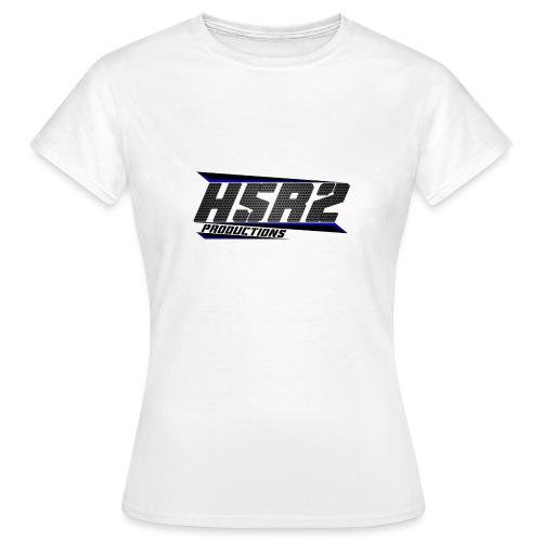 T-shirt met logo - Vrouwen T-shirt