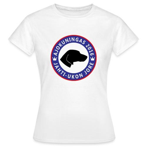 Ajokuningas t-paita - Naisten t-paita