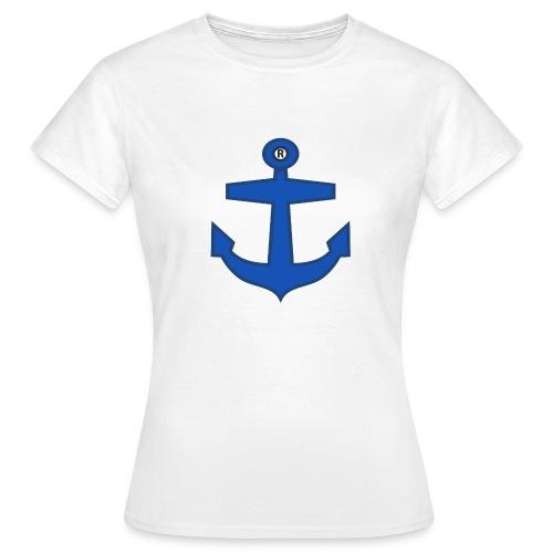 BLUE ANCHOR CLOTHES - Women's T-Shirt