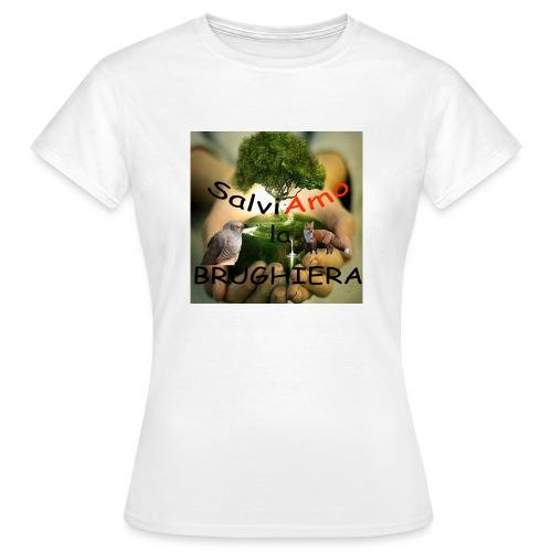 t-shirt SalviAmo (logo non originale) - Maglietta da donna