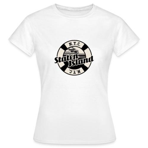 vintage NYC - Vrouwen T-shirt