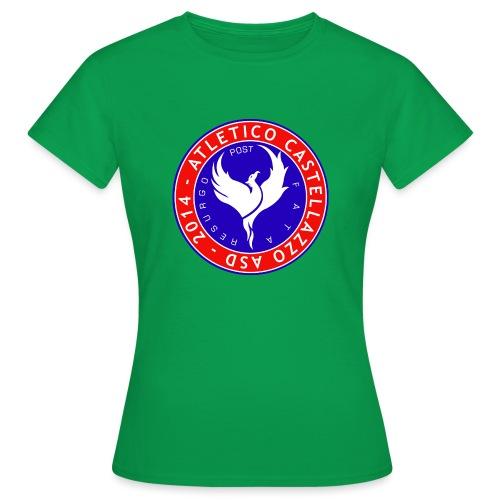 Atletico Castellazzo Logo Ufficiale - Maglietta da donna
