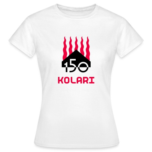 Kolari 150 - Naisten t-paita