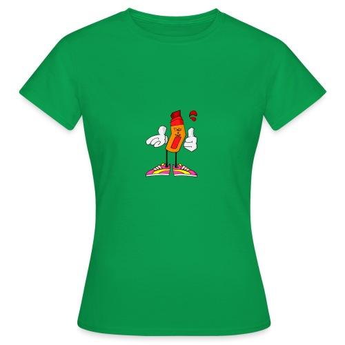 Drip N Drop - Maglietta da donna
