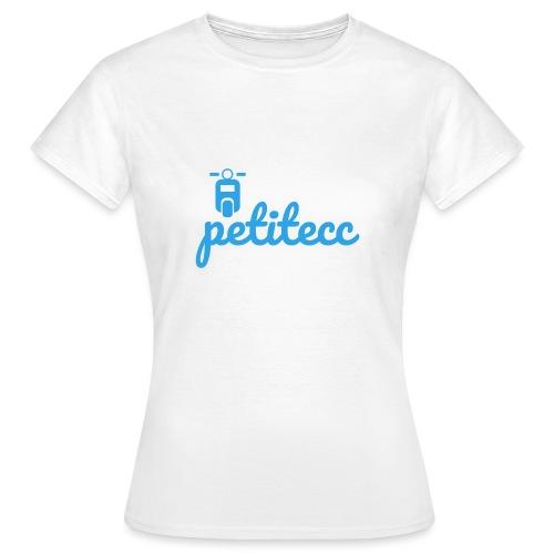 PETITECC - T-shirt Femme