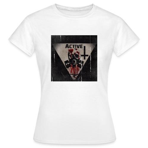*Active* - Frauen T-Shirt