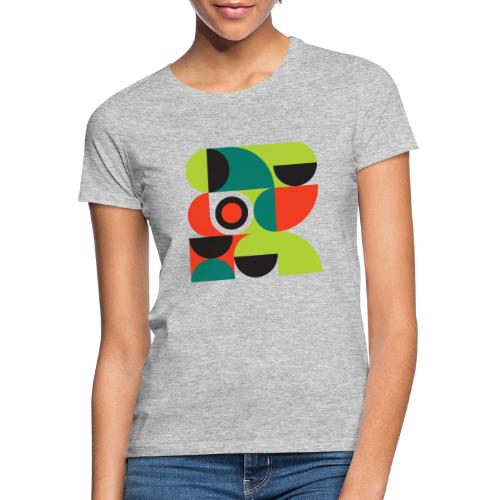 Bauhaus no 2 - Dame-T-shirt