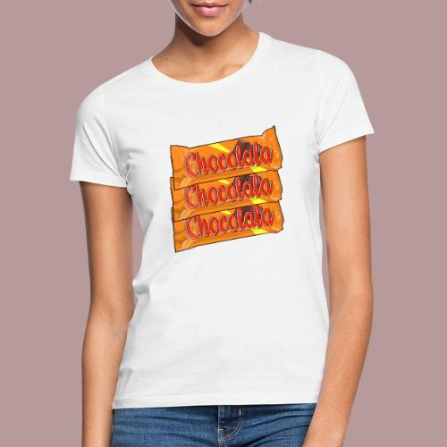 Chocolala barre chocolatée - T-shirt Femme