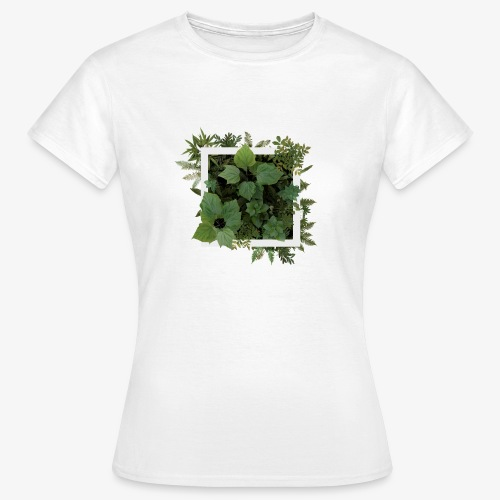 GeometricNature - Frauen T-Shirt