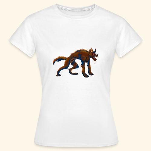 werewolf - T-shirt Femme