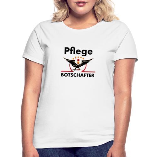 Pflegebotschafter.com - Frauen T-Shirt