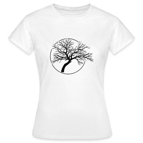 Vain and Hopeless - Tree icone_bk - T-shirt Femme
