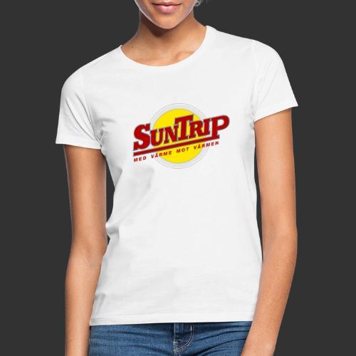 SunTrip originalet - T-shirt dam