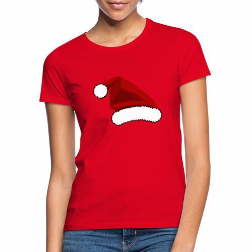 Joulutontun lakki - tuoteperhe - Naisten t-paita