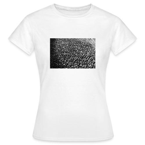 cobblestone shirt - Vrouwen T-shirt