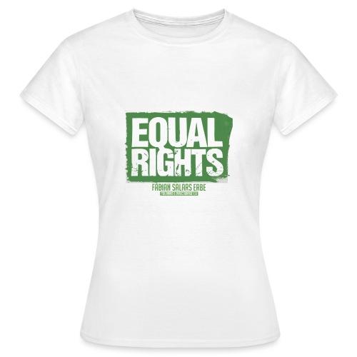 Equal Rights - Frauen T-Shirt