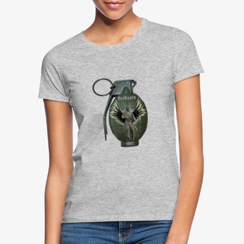 grenadearma3 png - Women's T-Shirt