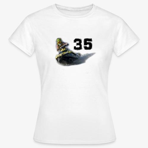 jetski35 - Naisten t-paita