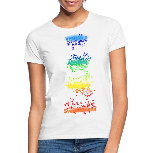 Guess Chakras - T-shirt Femme