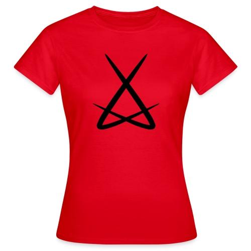 Leaux Jansen Zwart - Vrouwen T-shirt