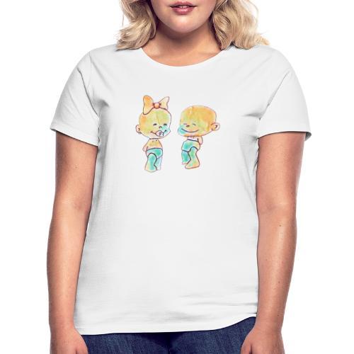 Bambini innamorati - Maglietta da donna