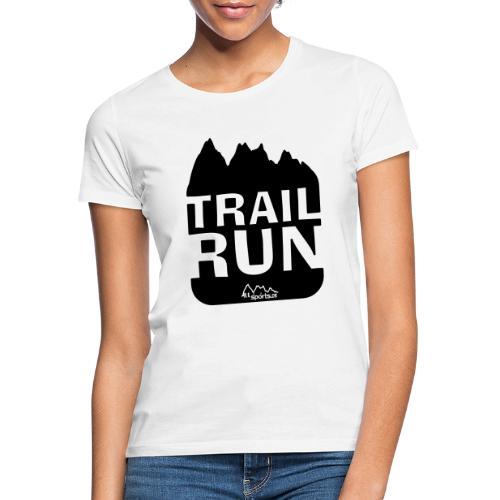 Trail Run - Frauen T-Shirt