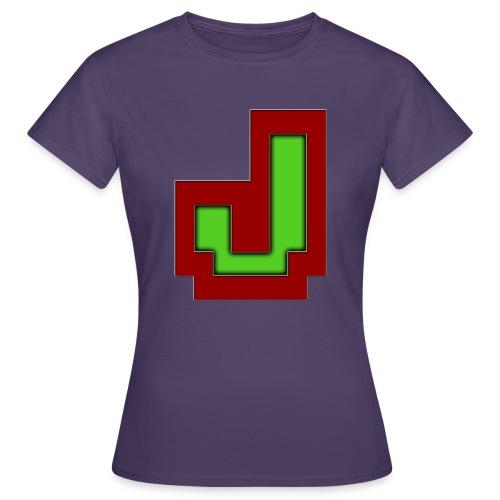Stilrent_J - Dame-T-shirt