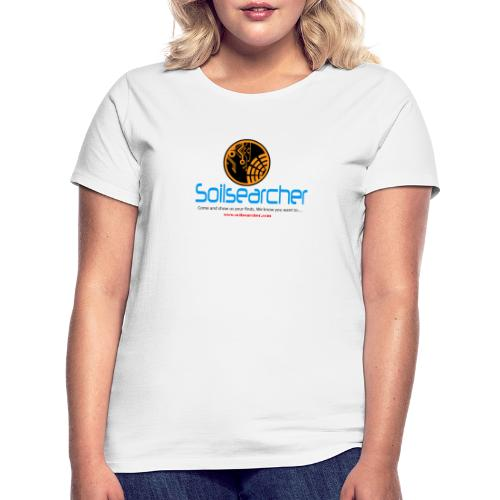 soilsearcher Wearables ( Forum Tag) - Women's T-Shirt
