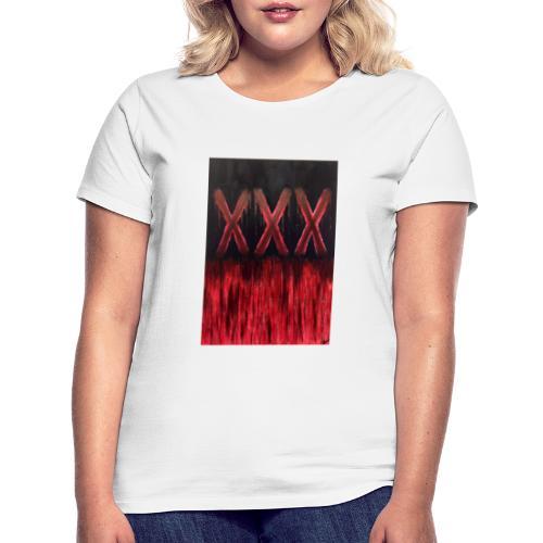 MARUSSA X iorestoacasaArtistiUniti - Maglietta da donna