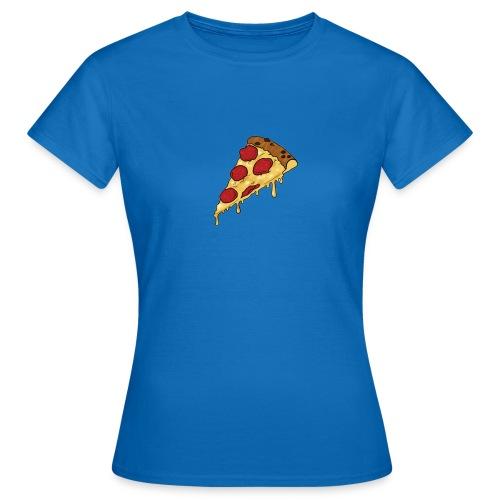 pizza design - Vrouwen T-shirt