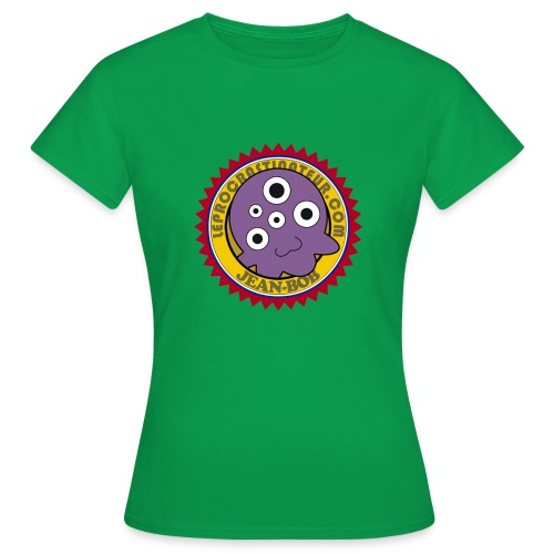 Seal of approval logo TS png - T-shirt Femme