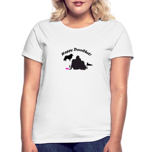 Happy Bright New - Frauen T-Shirt