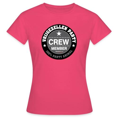 Vrijgezel begeleiding man - Vrouwen T-shirt