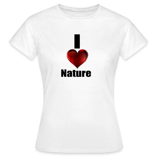 nature - Frauen T-Shirt