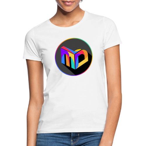 New MDL Logo - Frauen T-Shirt