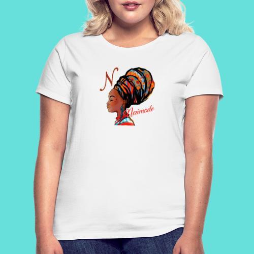 Image de mode - T-shirt Femme