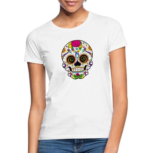 skull3 - Maglietta da donna