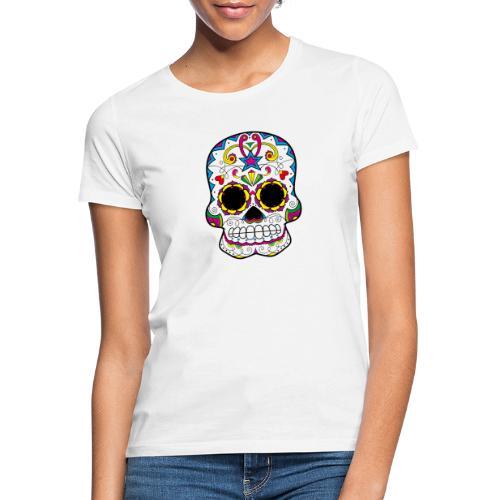 skull7 - Maglietta da donna