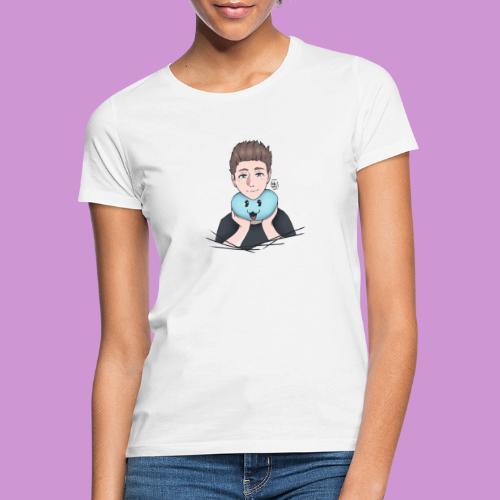 aweber804 | schwarz - Frauen T-Shirt
