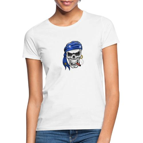 born skull new freigestellt - Frauen T-Shirt