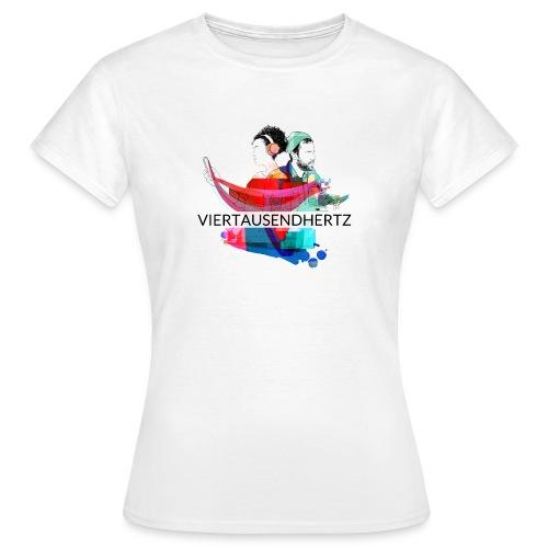 Viertausendhertz - Frauen T-Shirt