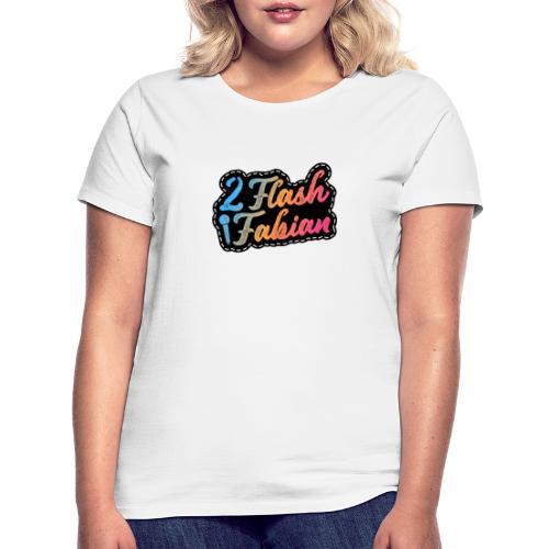 2flash fabian - Frauen T-Shirt