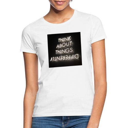 Te hard line - Camiseta mujer