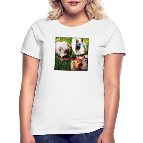 Mygoodanimallife - Vrouwen T-shirt