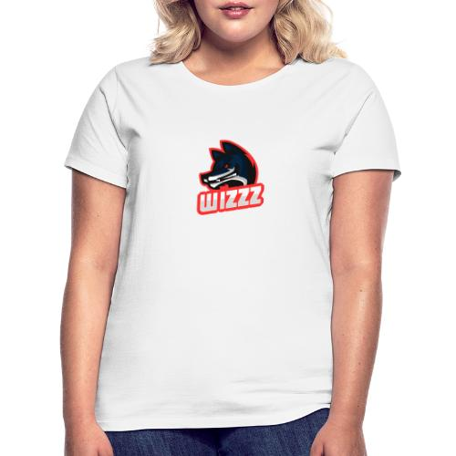 wizzz game logo - Vrouwen T-shirt