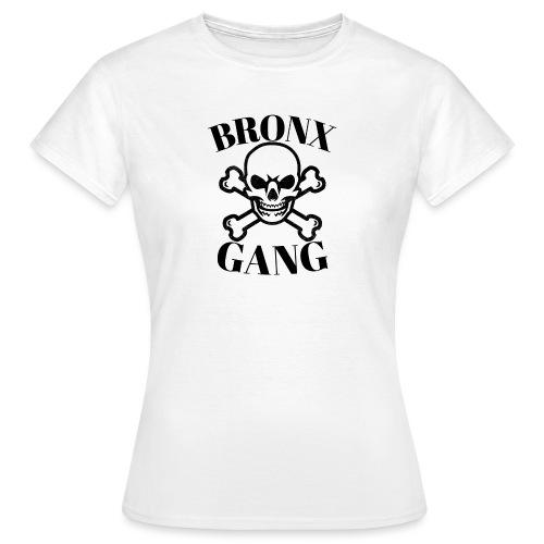 tête de mort gang - T-shirt Femme