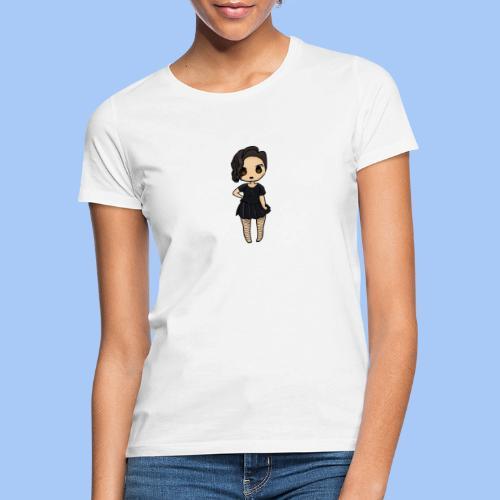 gotic waifu - Camiseta mujer