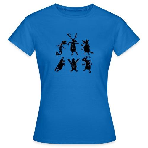 maahiset - Naisten t-paita