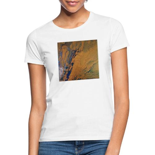 Abstract - Vrouwen T-shirt